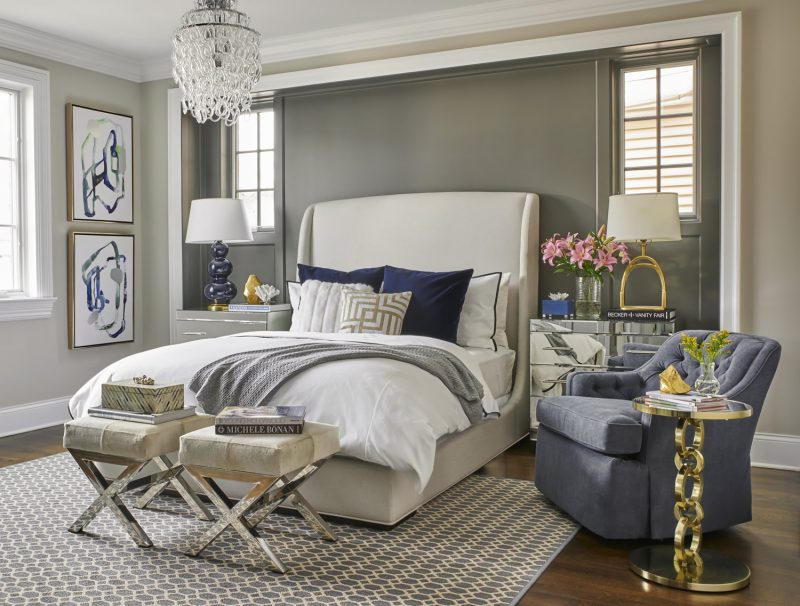 Inspiration jeff lewis design for Walter e smithe living room